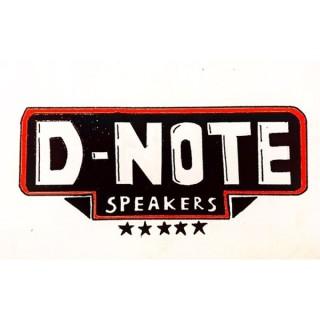D Note Speakers