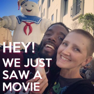 Hey! We Just Saw A Movie