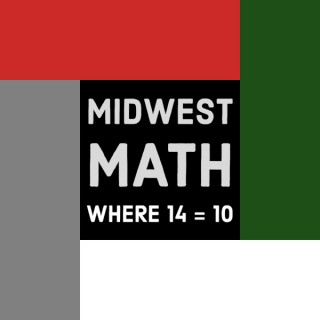 Midwest Math: Where 14 = 10