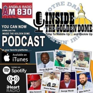 'Inside the Golden Dome' ND Podcast
