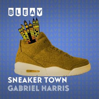 Bleav in Sneaker Town