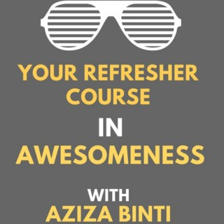 Aziza Binti Live's show