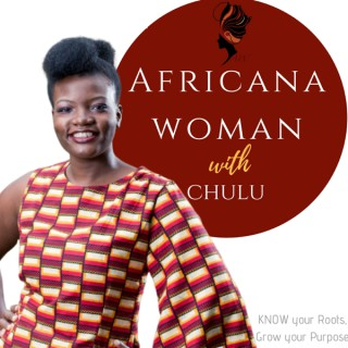 Africana Woman with Chulu