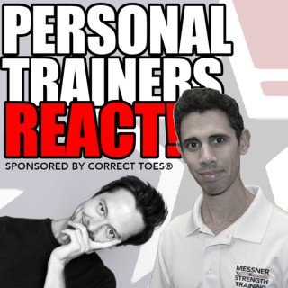 Personal Trainers React!