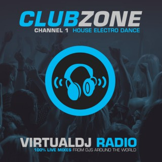 VirtualDJ Radio ClubZone - Channel 1 - Recorded Live Sets Podcast