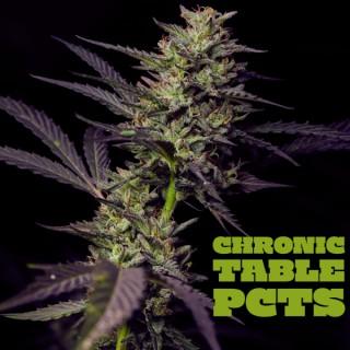 Chronic Table with the Portland Cannabis Tasting Society