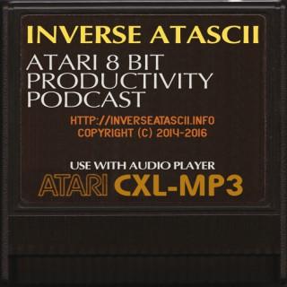 Inverse ATASCII