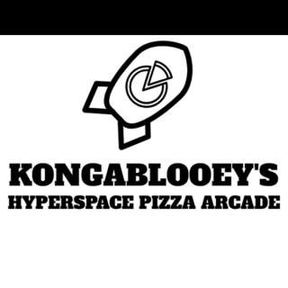 Kongablooey's Hyperspace Pizza Arcade