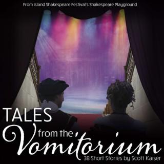 Tales from the Vomitorium: 38 Short Stories by Scott Kaiser