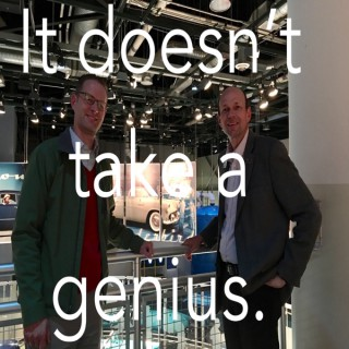 It doesn't take a genius.