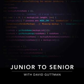 Junior to Senior with David Guttman