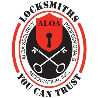 Locksmith Talk with ALOA