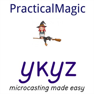 PracticalMagic microcast