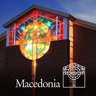Macedonia UMC Sermons