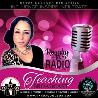 Narda Goodson Ministries Teaching Broadcast