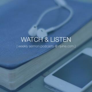 North Jersey Vineyard Church Sermon Podcasts