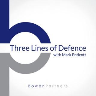 Three Lines of Defence