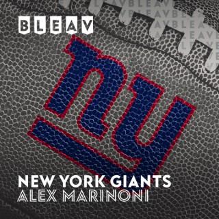 Bleav in New York Giants