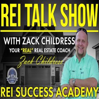 REI Talk Show with Zack Childress
