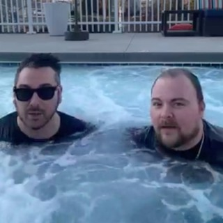 Hot Tub Talk with Rizzo and Jeff