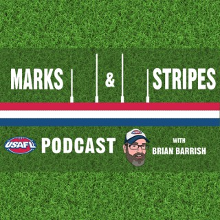 Marks and Stripes USAFL Podcast