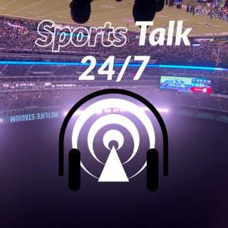 Sports Talk 24/7