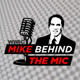Mike Behind the Mic