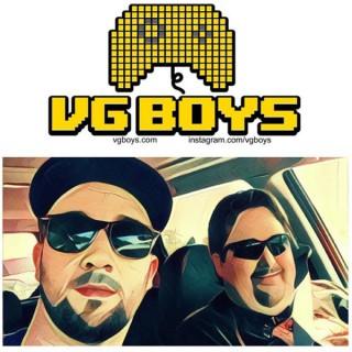 VG Boys Podcast - 8-Bit Entertainment