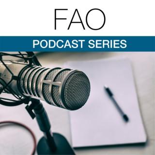 FAO Podcast Series