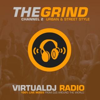 VirtualDJ Radio TheGrind - Channel 2 - Recorded Live Sets Podcast