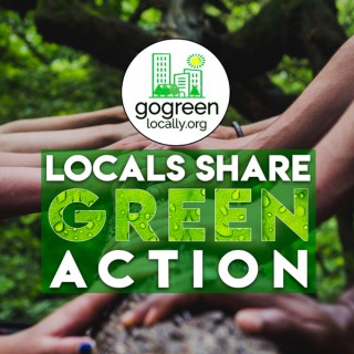 Locals Share Green Action