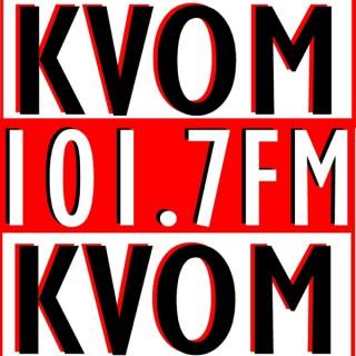 KVOM NewsWatch Podcast