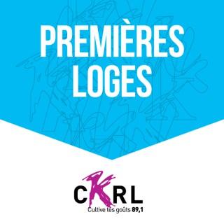 CKRL : Premières loges