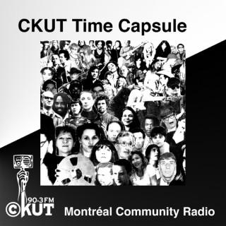 CKUT TIME CAPSULE