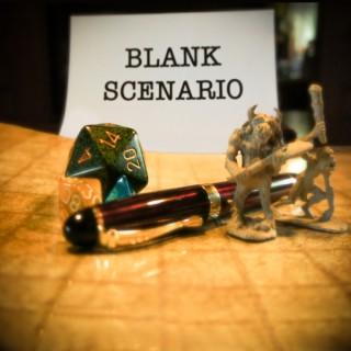 Blank Scenario