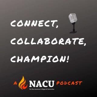 Connect, Collaborate, Champion!