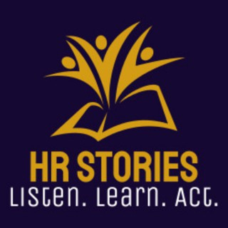 HR Stories Podcast - where the Lesson is in the Story