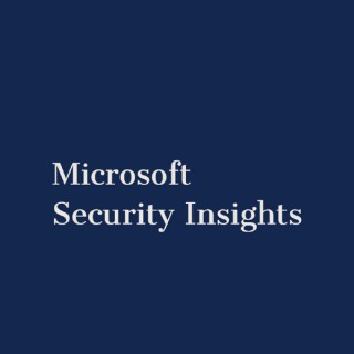 Microsoft Security Insights