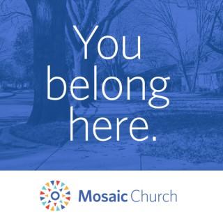 Mosaic Equip: Bible Studies, Forge Program, Classes, Trainings.