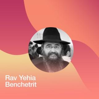 Rav Benchetrit propose