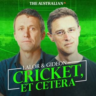 Cricket, Et Cetera