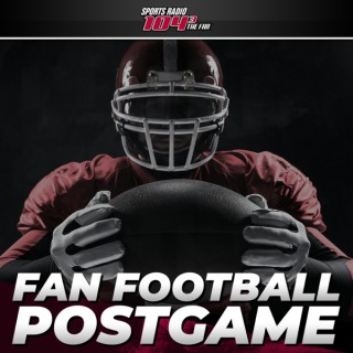 Fan Football Postgame Show Podcast