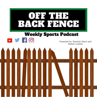 Off The Back Fence