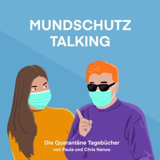 Mundschutz Talking