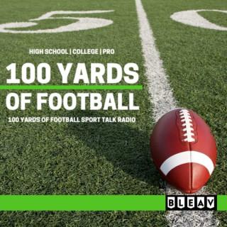 100 Yards of Football