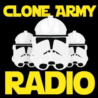 Clone Army Radio A Star Wars Podcast