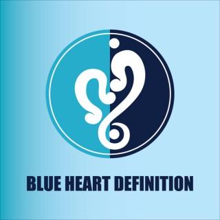 Blue Heart Definition