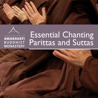Amaravati Chanting - Parittas and Suttas