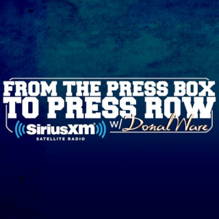 FROM THE PRESS BOX TO PRESS ROW Radio Show/Podcast