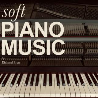 Soft Piano Music by Richard Pryn